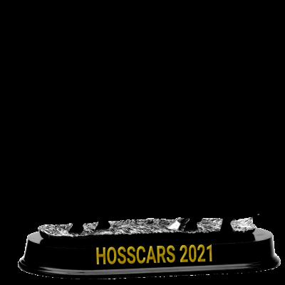 Hoscars statue